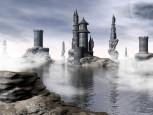Digital Art - Landscapes - Land of Water