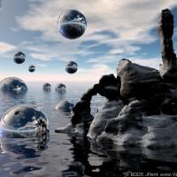 Digital Art - Landscapes - The Watchers