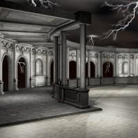 Digital Art - Landscapes - The Storm