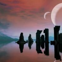 Digital Art - Landscapes - Serenity