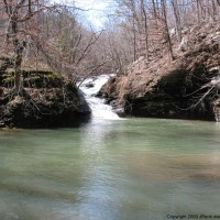 Photo - Places - Arkansas Falls