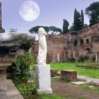 Photo - Places - Temple of the Vestal Virgins