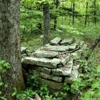 Photo - Places - Civil War Tomb Arkansas