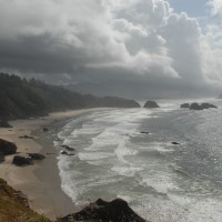 Photo - Places - Ecola Beach