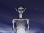 Digital Art - Fantasy - Alien 1