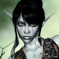 Digital Art - Fantasy - The Green Mist