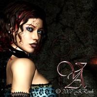 Digital Art - Fantasy - The Fieline Gaurdian