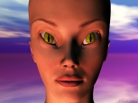 Digital Art - Fantasy - Alien 2
