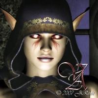 Digital Art - Fantasy - Dark Elf