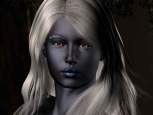 Digital Art - Fantasy - Drow Demoness