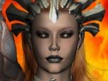 Digital Art - Fantasy - Skyth Queen