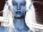 Digital Art - Fantasy - Blue