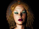 Digital Art - Fantasy - Princess Hatshepsut