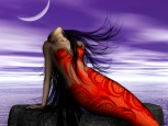 Digital Art - Fantasy - Moon Fever